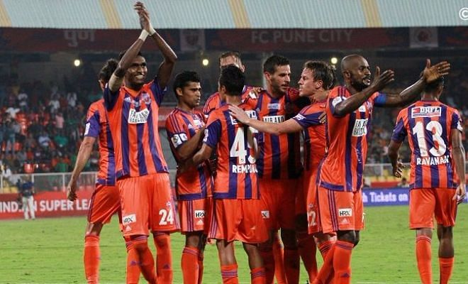 ISL: Atletico de Kolkata 4-1 FC Pune City