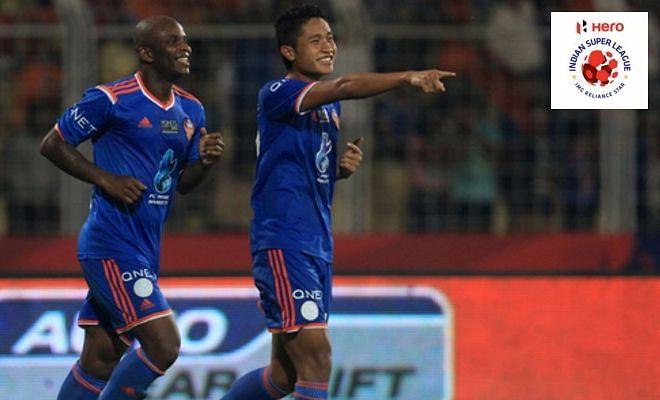 ISL: FC Goa 1-1 North East United FC