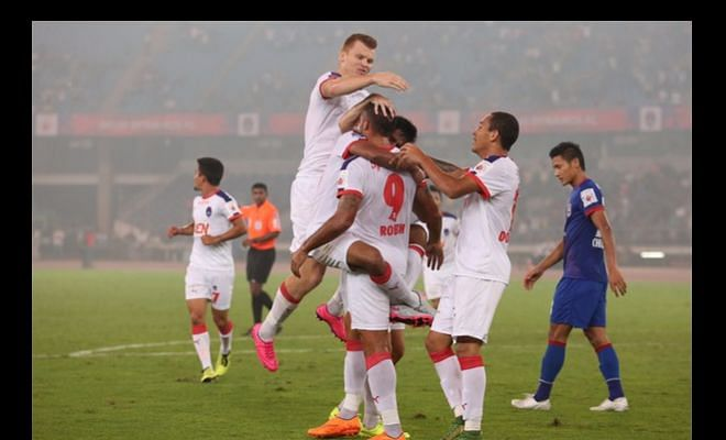 ISL: NorthEast United FC 1-2 Delhi Dynamos