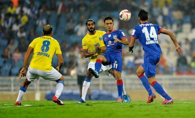 ISL: Mumbai City FC 1-1 Kerala Blasters