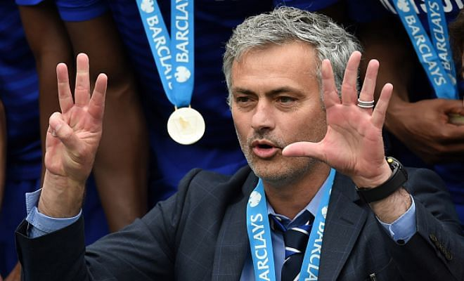 Jose Mourinho pokes fun at rivals with a 'fictional story'