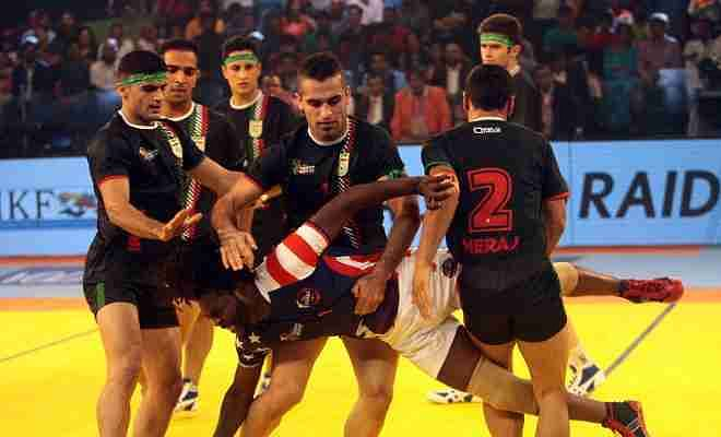 Kabaddi WC Semi Final 2016 Live Score, South Korea vs Iran (FT: 22-28): Catch Kabaddi World Cup Latest Match Updates