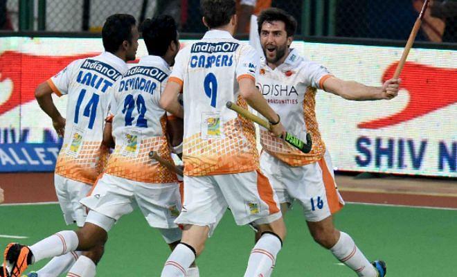 Jaypee Punjab Warriors beat Kalinga Lancers: Hockey India League