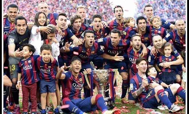 La Liga: FC Barcelona 2-2 Deportivo
