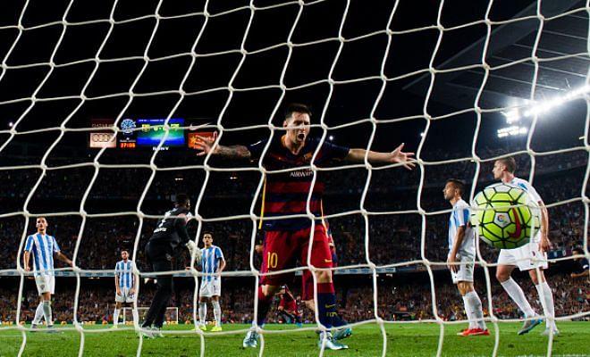 La Liga: Vermaelen scores as FC Barcelona beat Malaga 1-0