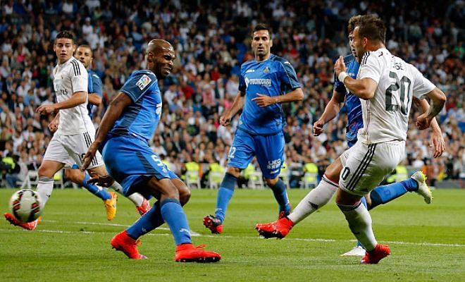 Real Madrid Vs Getafe Cf: La Liga: Real Madrid Vs Getafe CF
