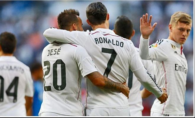 La Liga: Real Madrid 7-3 Getafe