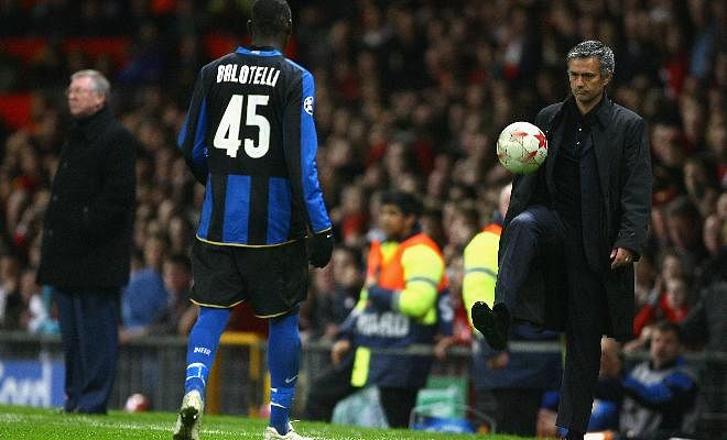 BALOTELLI WANTS UNITED MOVEOut of favour Liverpool striker Mario Balotelli has told his agent Mino Raiola to fix a deal with Manchester United, as the Italian wants keen to reunite with former coach Mourinho.