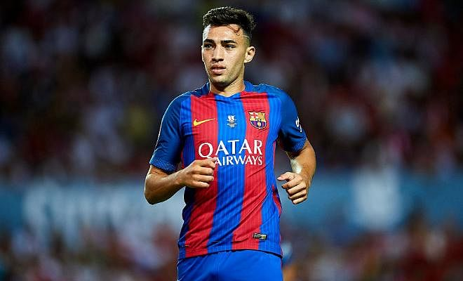 MUNIR SNUBS SPURS. PREFERS A MOVE TO CELTA VIGO!!Barcelona rising star Munir has snubbed Spurs in favour of a move to Celta Vigo. The striker is reportedly looking for a move away from the club in search of regular first team football. Spurs have been after the 20-year-old but he prefers to stay in Spain and has opened up talks with Celta