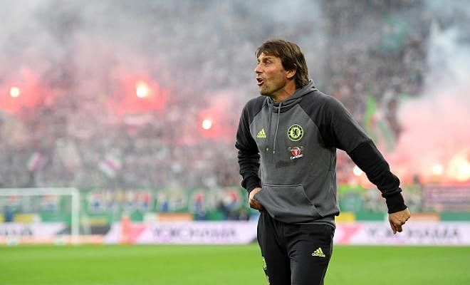 Conte hunting for players in Serie A!Dutch defender Stefan De Vrij is the latest player that Chelsea are targeting as Antonio Conte is looking for defensive reinforcements reports Sun.