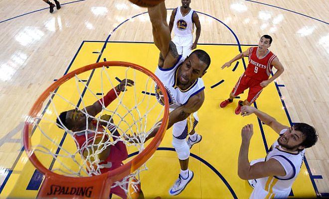 NBA Conference Finals: Warriors lead Rockets 2-0
