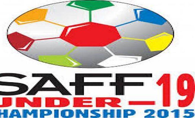 Nepal vs India U-19 SAFF Championships