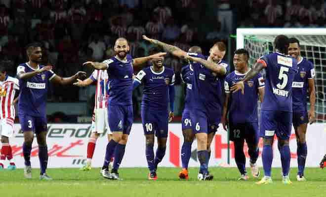NorthEast United vs Chennaiyin FC Live Score and Commentary