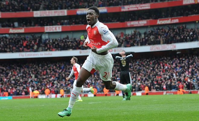 Twitter Reacts to Welbeck's 95th minute winner for Arsenal