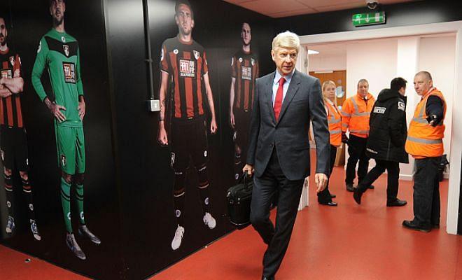 Bournemouth 0-2 Arsenal