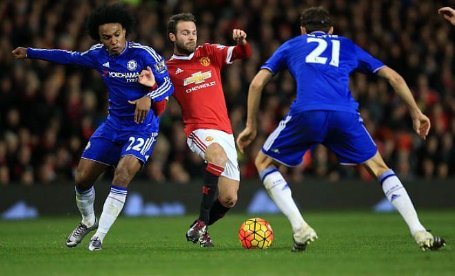 Premier League LIVE : Chelsea vs Manchester United