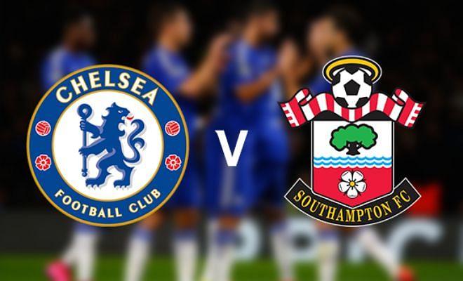 Premier League: Chelsea 1-3 Southampton