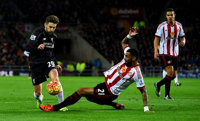 Premier League LIVE: Liverpool vs Sunderland