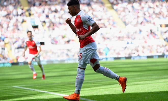 Premier League: Newcastle 0-1 Arsenal
