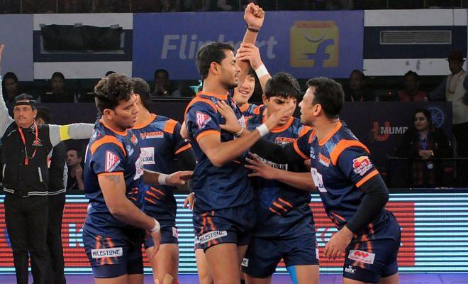 Pro Kabaddi: Bengal Warriors 34-17 Dabang Delhi