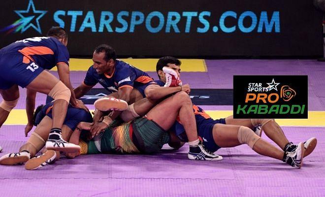 Pro Kabaddi: Patna Pirates vs Bengal Warriors