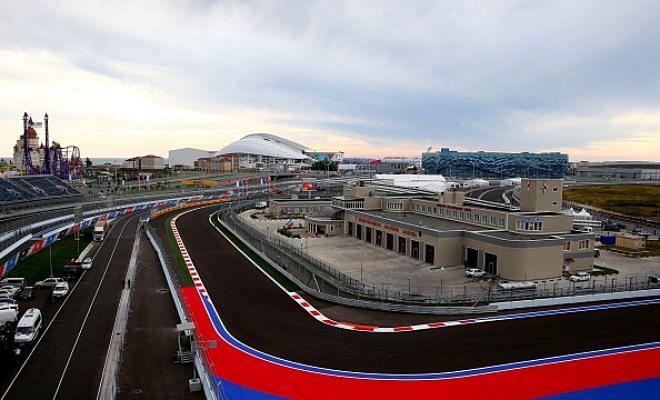 Russian Grand Prix: Free Practice