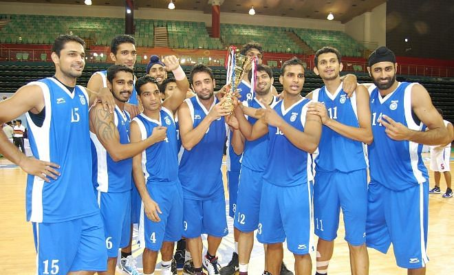 SABA Qualifiers- India vs Nepal