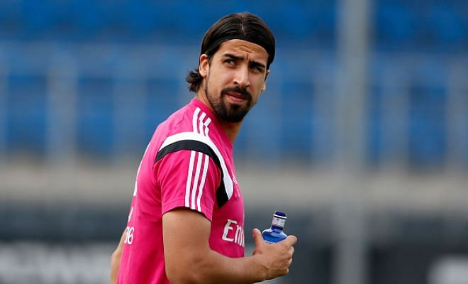 Sami Khedira hurt with Real Madrid's poor treatment
