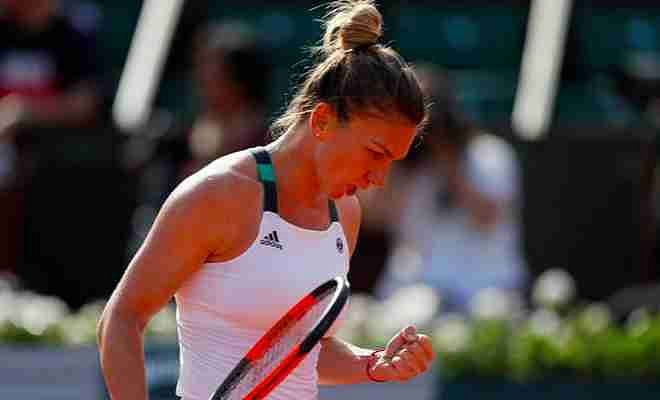 Halep Live Gallery: Simona Halep Vs Jelena Ostapenko French Open Final Live