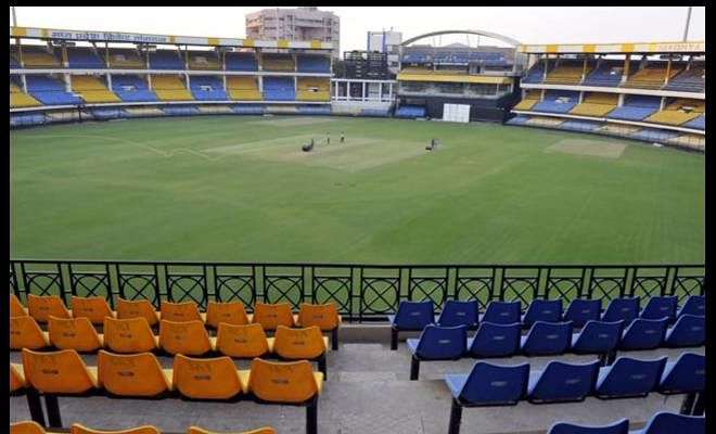 Indore's Holkar stadium is all set to host the third Test.
