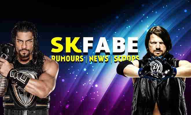 Skfabe daily wwe news rumors and scoops 28th november