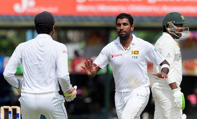 Sri Lanka beat Pakistan by 7 wickets in the 2nd Test