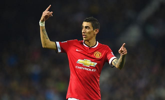 The latest on Angel di Maria