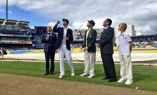 The Ashes: Third Test, Day 1