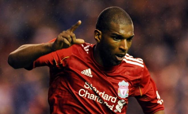 Twitter blasts former Liverpool forward Ryan Babel