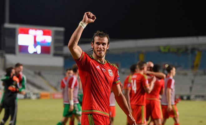 Twitter hails Gareth Bale as Wales edge closer to Euro 2016