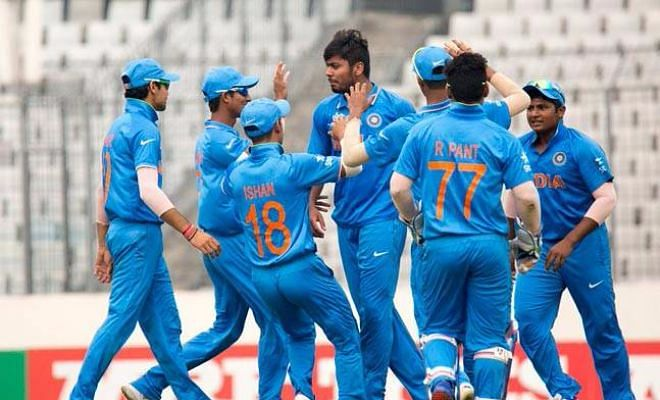 Twitter reacts to India U-19 reaching World Cup final