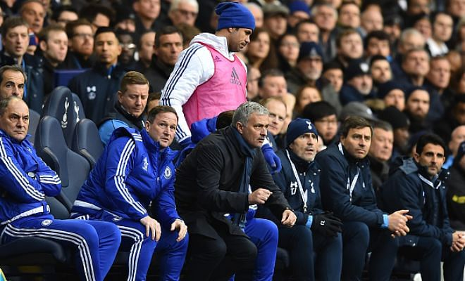 Twitter reacts following Chelsea's draw against Tottenham