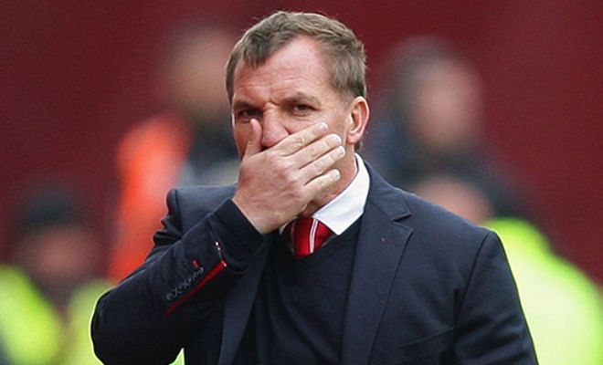Twitter reacts to Brendan Rodgers' sacking