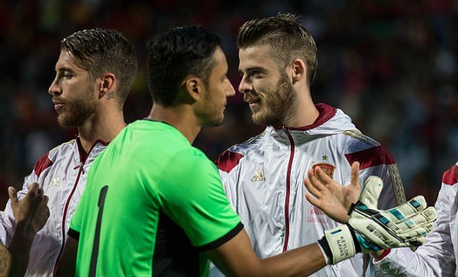 Twitter reacts to De Gea-Navas transfer saga