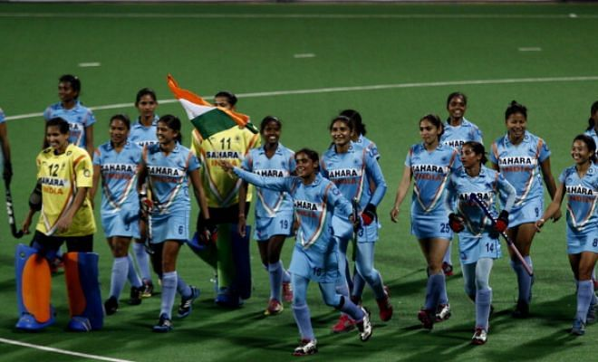 Twitter reacts to Indian Women's team qualifying for Olympics