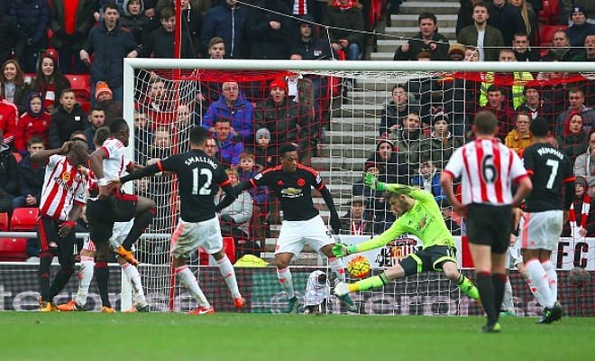 Twitter reacts to Manchester United's loss to Sunderland