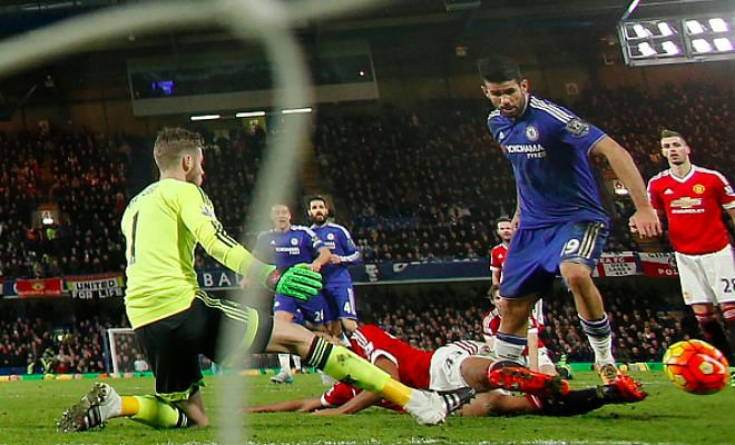 Twitter salutes David de Gea after incredible performance against Chelsea