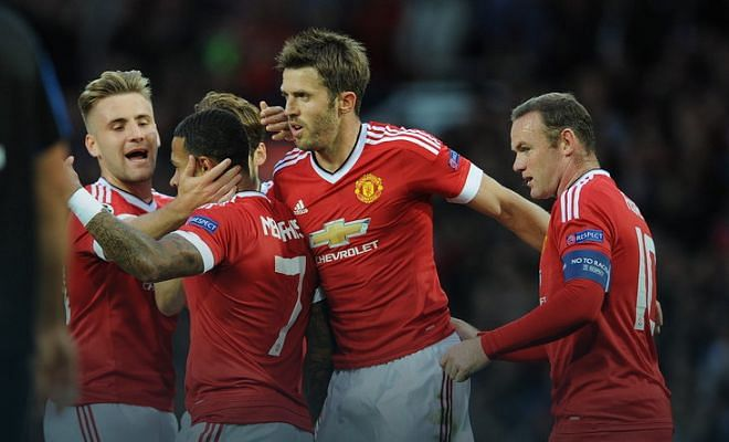 UCL Qualifier: Club Brugge 0-4 Manchester United