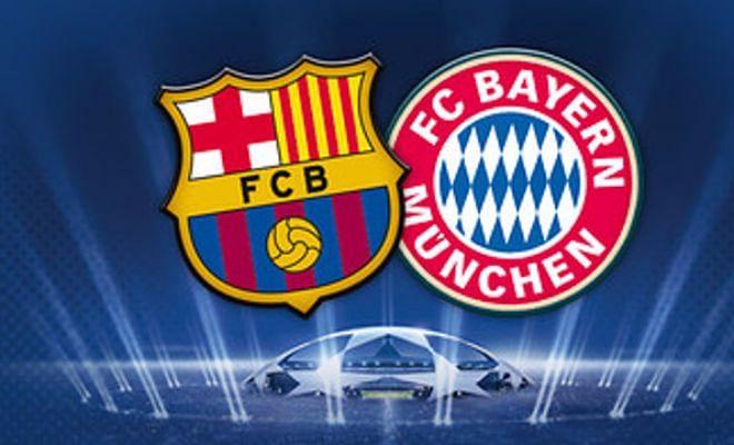 UCL Semifinal 1st Leg: Barcelona 3-0 Bayern Munich