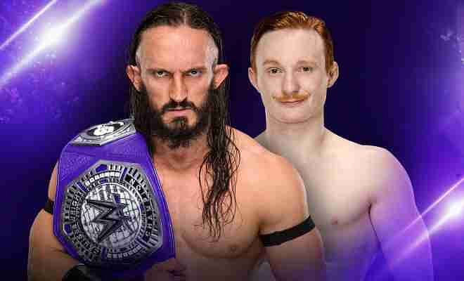 WWE 205 Live Results April 25th 2017, live updates