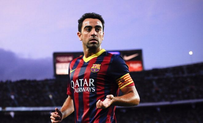 Xavi to leave Barcelona at the end of the season