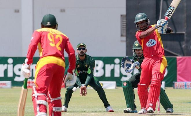 Pakistan beat Zimbabwe by 7 wickets