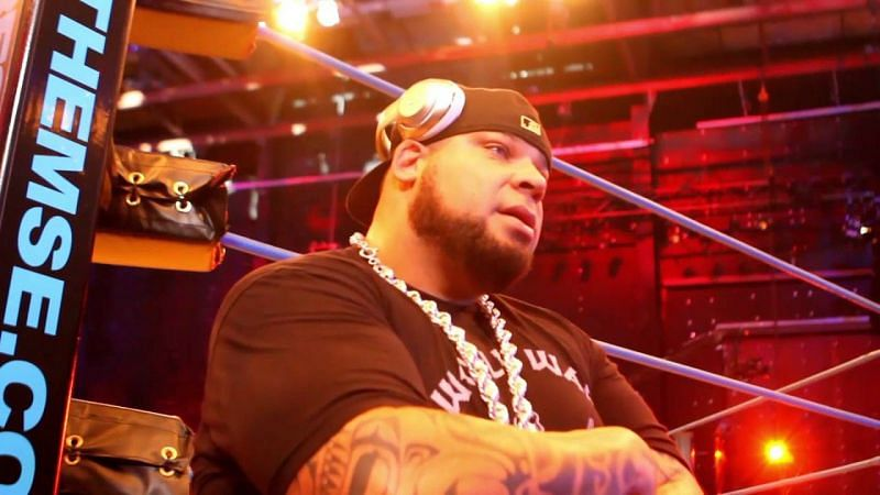 Image result for Tyrus GFW Impact