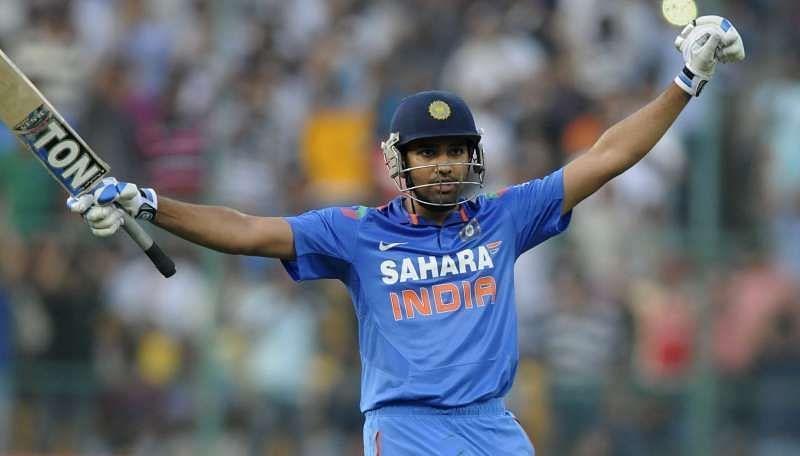 Rohit Sharma scored 264 against Sri Lanka in 2014